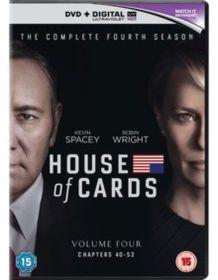 House of Cards: Season 4 (DVD)