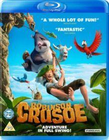 Robinson Crusoe (Blu-Ray)