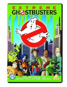 Extreme Ghostbusters: Season 1 - Volume 1 (DVD)