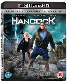 Hancock (4K Ultra HD + Blu-Ray)