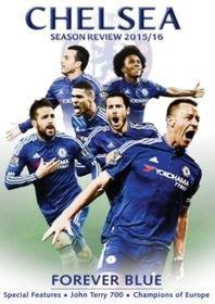 Chelsea FC: Season Review 2015/2016 (DVD)