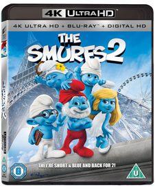 Smurfs 2 (4K Blu-ray)