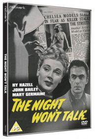 Night Won't Talk (DVD)