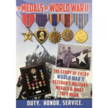 Medals of World War II (DVD)