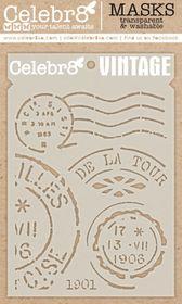 Celebr8 Picture Perfect Mask - Vintage