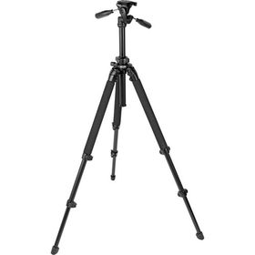 Slik Pro 400DX Deluxe Tripod with 3-Way Pan Tilt Head