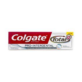 Colgate Total Pro-Interdental Toothpaste - 75ml