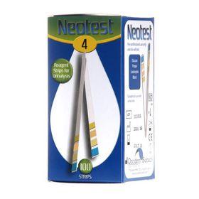 Neotest Urine Test Strips- 4 Parameter 100 Strips