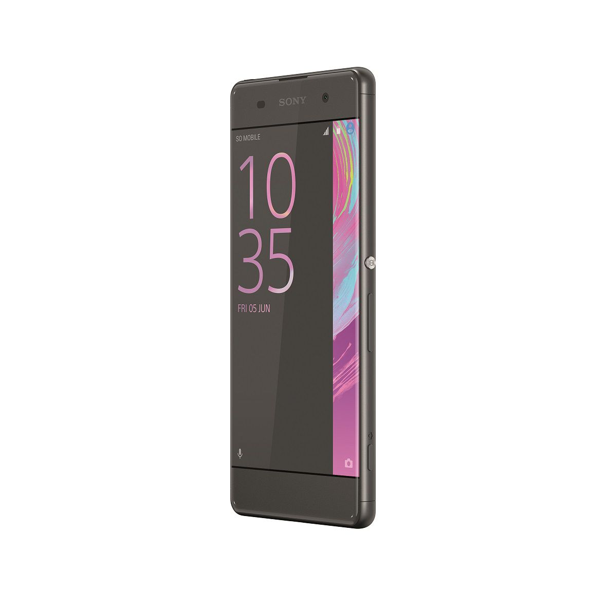 sony xperia xa dual sim 16gb lte black buy online in south africa. Black Bedroom Furniture Sets. Home Design Ideas
