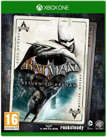 Batman: Return to Arkham (Xbox One)