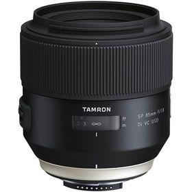 Tamron 85mm f1.8 Di VC USD Lens