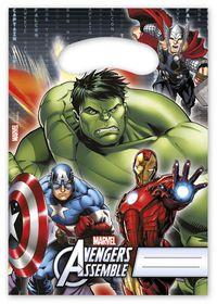 Avengers Power Multihero Party Bags