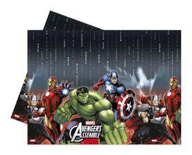 Avengers Power Multihero Plastic Table Cover