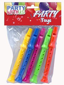 Party with Us Party Favour Flute