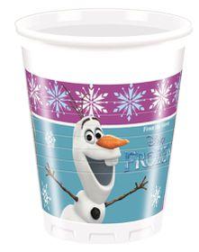 Frozen Northern Lights Plastic Cups