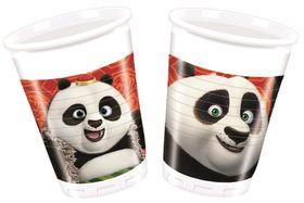 Kung Fu Panda Plastic Cups