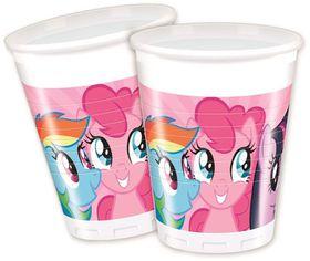 My Little Pony Rainbow Pony Plastic Cups