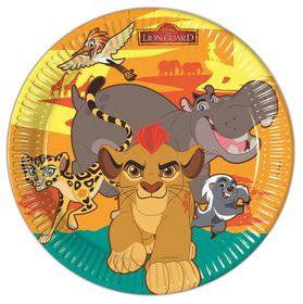 The Lion Guard Paper Plates