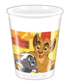The Lion Guard Plastic Cups