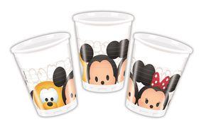 Tsum Tsum Plastic Cups