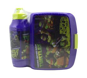 Teenage Mutant Ninja Turtles Bottle & Box Set Shrinkwrap
