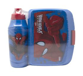 Spidey Go Bottle & Box Set Shrinkwrap