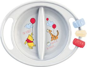 Winnie The Pooh ABC Plate with Balls