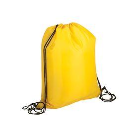 Eco Lightweight Drawstring Bag - Yellow