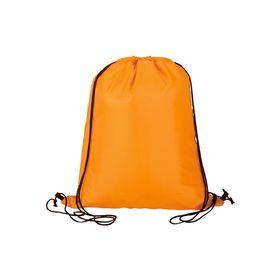 Eco Lightweight Drawstring Bag - Orange