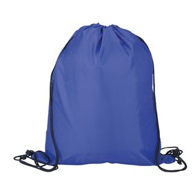 Eco Lightweight Drawstring Bag - Royal Blue