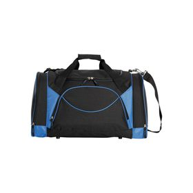 Eco Curved Front Pocket Sports Bag - Royal