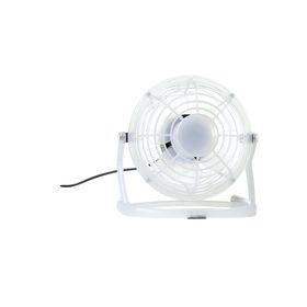 Eco Usb Desk Fan - Clear