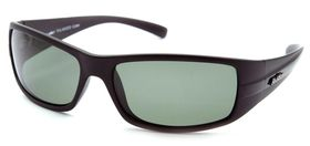 Glider Cutter Sunglasses - Matt Black