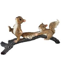 Miniature Playing Squirrels