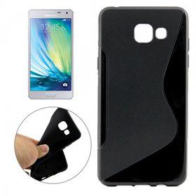 Tuff-Luv Gel Case (TPU) for the Samsung Galaxy A5 (A510) - 2016 Edition - Black