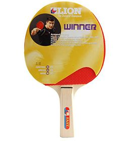 Lion Winner Table Tennis Bat