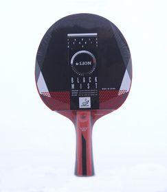 Lion Black Mist Inverse Table Tennis Bat