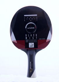 Lion Black Mist Premium Table Tennis Bat