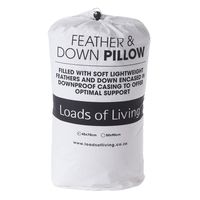 Loads of Living Feather Pillow - 45 x 70