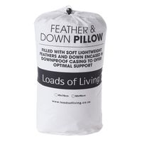 Loads of Living Feather Pillow - 50 x 90
