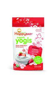 Happy - Yogis Strawberries - 28g
