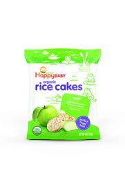 Happy - Munchies Apple Rice Cakes - 40g
