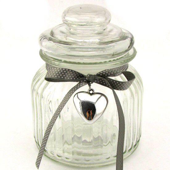 Pamper Hamper Decorative Glass Jar With Lid 40 Buy Online Awesome Decorative Glass Jars With Lids