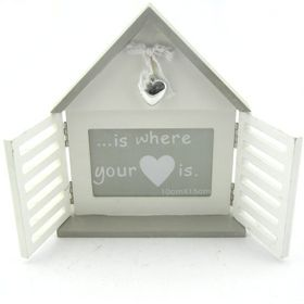 Pamper Hamper - Wooden House Frame