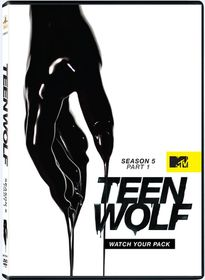 Teen Wolf Season 5 Part 1 (DVD)
