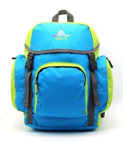 Red Mountain Urban 20 School Bag/Backpack - Sorento & Lime