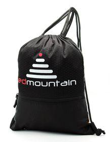 Red Mountain String Bag - Black