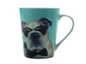 Maxwell and Williams - Christopher Vine The Mob Mug George - 420ml