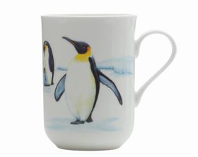 Maxwell and Williams - Cashmere Animals Of The World Mug Emperor Penguin - 300ml