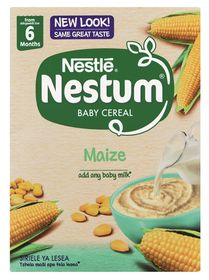 Nestle - NESTUM Baby Cereal Maize from 6 Months - 500g